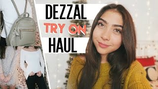 TRY-ON CLOTHING HAUL : DEZZAL