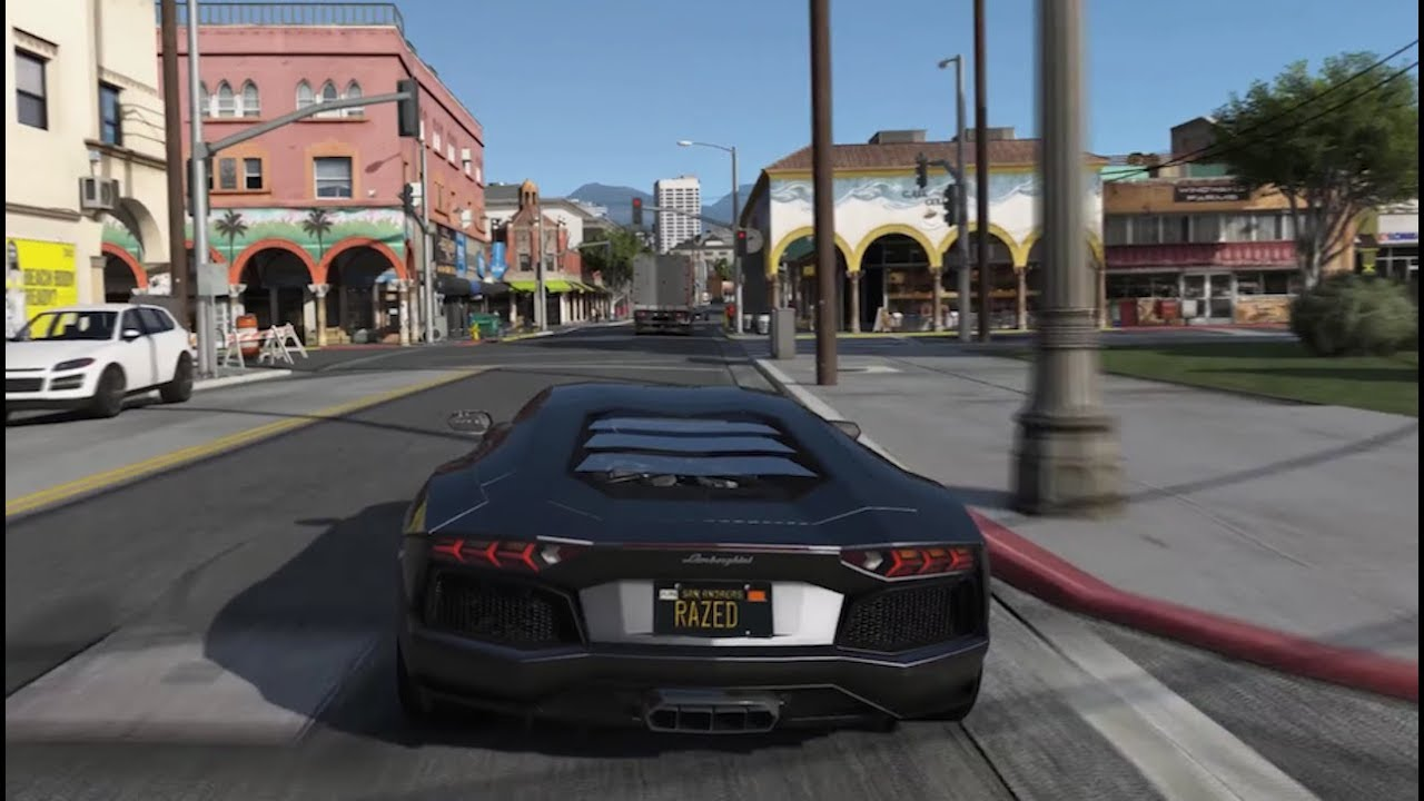 Gorgeous Photorealistic Gta  Mod Can Probably Run On Your Pc