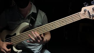 GFRIEND(여자친구) - FINGERTIP(핑거팁)[Bass Cover(베이스 커버) Sadowsky(새…