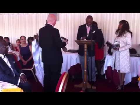 Pastor omokudu wedding