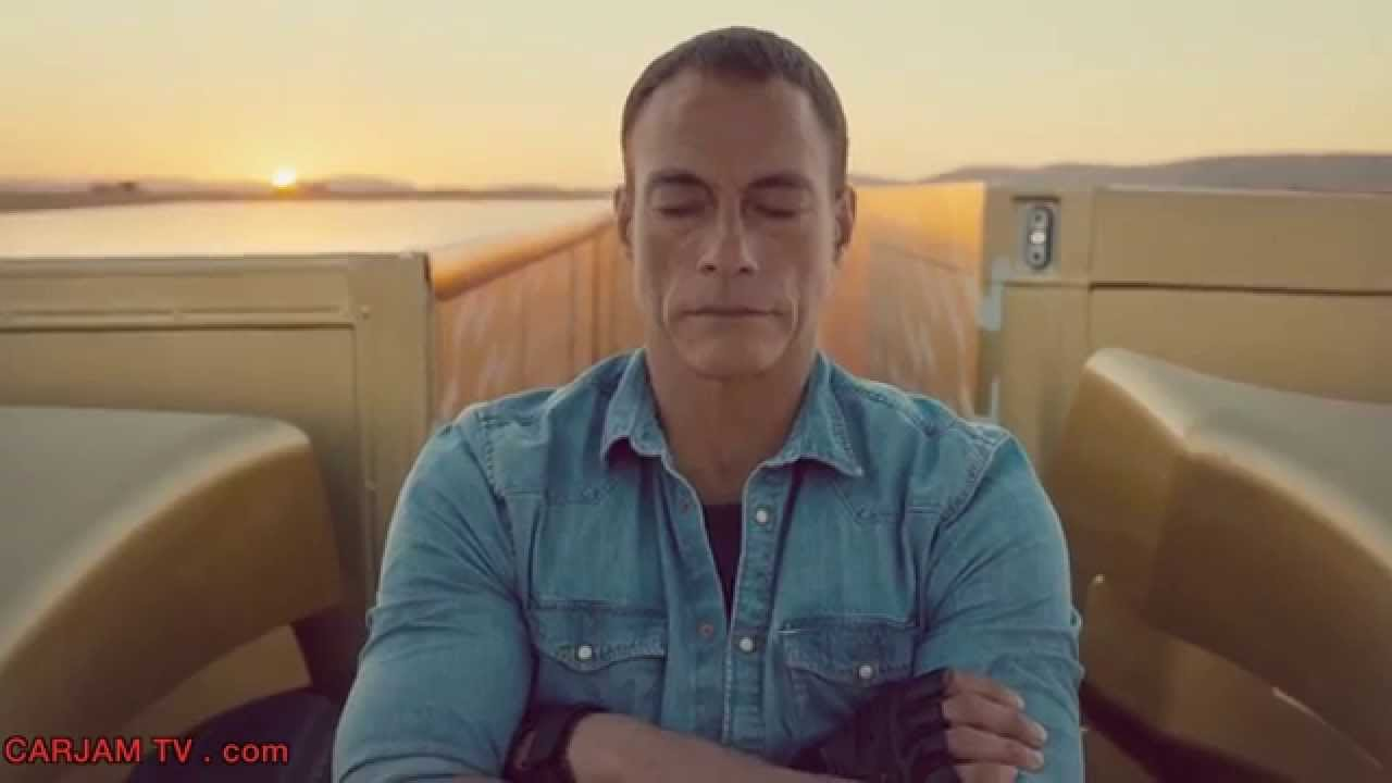 Splits Truck Funny Commercial 2013 Carjam TV HD JCVD 2014 - YouTube