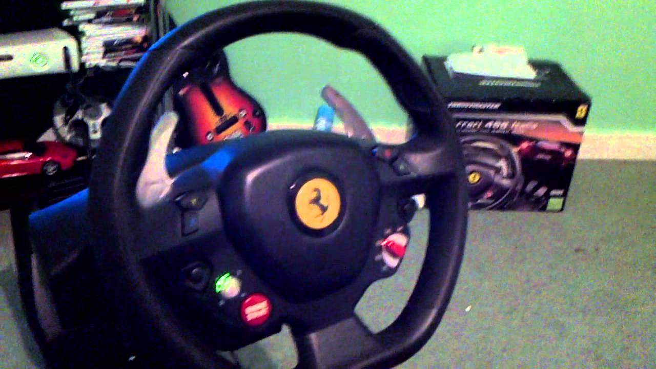 watch thrustmaster edition review youtube italia tx xbox ferrari racing wheel