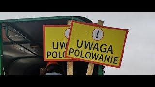 Hubertusjagd 2018 in Polen - Drückjagd - Polowanie Zbiorowe - Drivenhunt- Drivjakt