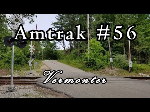 Amtrak #56 At Keets Rd #2