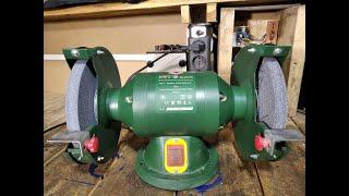 заточной электроточило  DWT DS-350 GS  хороший  вариант выбора