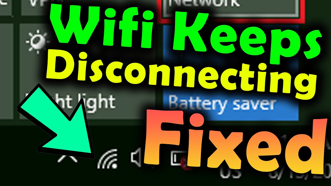 WiFi Keeps Disconnecting Windows 10 [ Finally Fixed ...