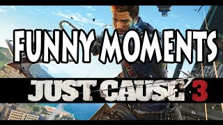 Just Cause 3 Fun and EXPLOSIONS [PC MAX SETTINGS]