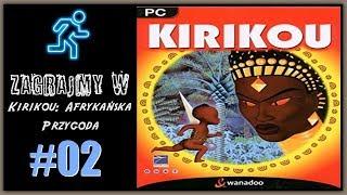 Zagrajmy w Kirikou: Afrykańska Przygoda #2 - Sawanna