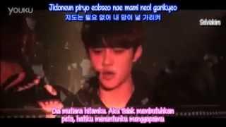 Black Pearl EXO Live performance IndoSub