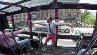 The Ride - New York City - May 2017. HD.