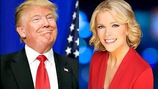 Megyn Kelly Teases Donald Trump