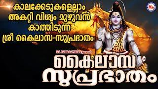 കാലകേടുകളെല്ലാം അകറ്റി വിശ്വംമുഴുവൻ കാത്തിടുന്ന കൈലാസസുപ്രാഭാതം   Shiva Suprabhatam Malayalam