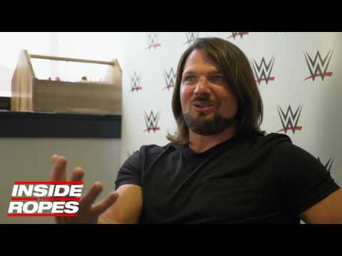 AJ Styles talks about the retirement of The Undertaker at WrestleMania 33