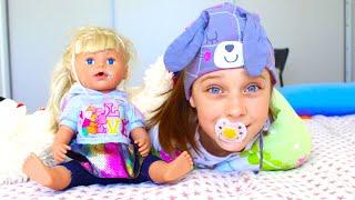 Ева и ее весёлые приключения | куклы Беби Бон👶 Сборник Лучших серий | видео для детей👼🏻