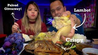 Nilagang Pata ng Baboy + Tilap…