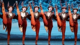 Radio City Christmas Spectacular Show Rockettes 85th Celebration - Inside Radio City Music Hall