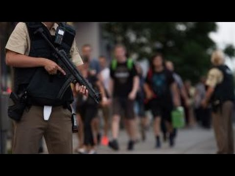 At least 9 dead in Munich mall shooting