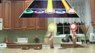 Repeat youtube video Ping Pong Hero - Guitar Hero