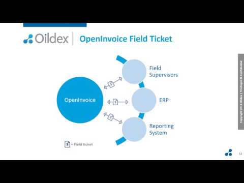 OpenInvoice Field Ticket - An Oil and Gas Game Changer