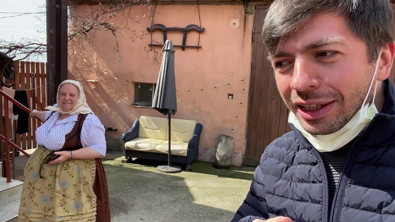 O zi de filmare cu bunica - MIRCEA BRAVO