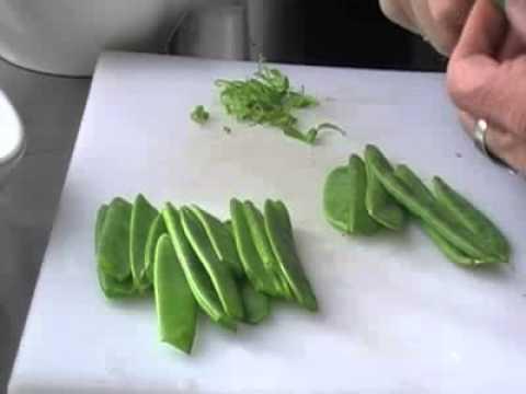 wortels en peultjes koken - youtube