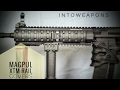 AR 15 Upgrade Magpul XTM Rail Covers S W M P15T