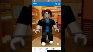 Evolution avatar from Roblox