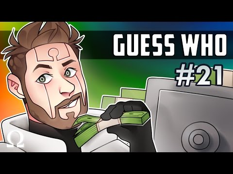 THE GREAT BANK HEIST! | Guess Who #21 Funny Moments Ft. Vanoss, Nogla, Delirious, Moo