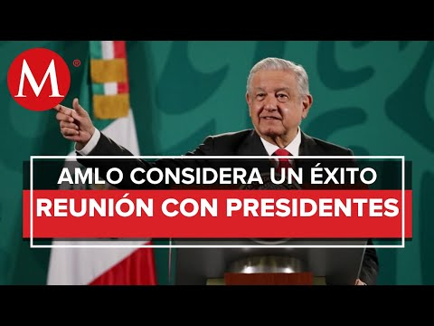 México es la casa de todos: AMLO sobre cumbre de la Celac