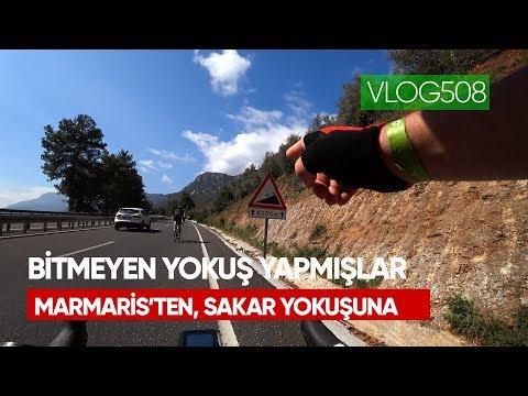 BoostCamp'in Ilk Gününde Sakar Yokuşunu Tırmandık. 8km %8 Eğim | Asla Durma Vlog508