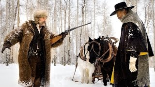 Mark Kermode reviews The Hateful Eight