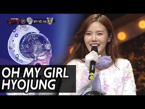 [King Of Masked Singer] 복면가왕 - 'played In The Itaewon, Moon' 2round - Hee Jae 20170212