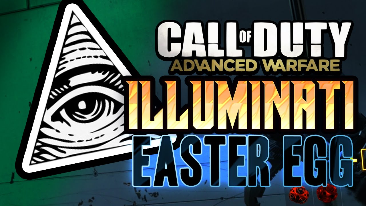 Call Of Duty Illuminati Easter Egg Hidden Illluminati Symbols