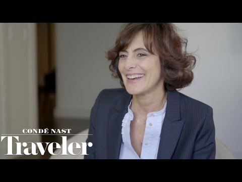 The Ultimate French It Girl Dishes on Fashion and Travel | Condé Nast Traveler