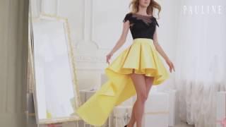 Вечернее платье КЛИКО топ Оникс TM Pauline
