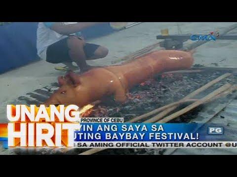 Unang Hirit:  Baybayin ang Saya sa 1st Puting Baybay Festival sa Santa Fe, Cebu