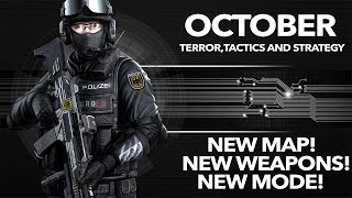 [NEW UPDATE] Blackshot Online SEA - October terror,tactics and strategy(The BlackShot Team is pleased to bring you an arsenal full of new content! 1. New Character The world ended when the bombs dropped, and now, you have to ..., 2016-09-29T06:11:45.000Z)