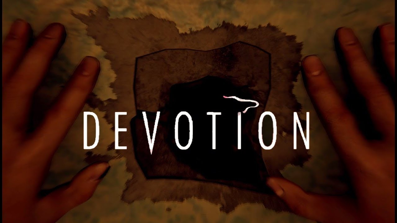 Devotion   part 4 a hole in the wall!