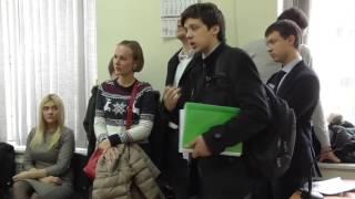 Суддя Мельник В.І. VS Радислав Дутка. Справа ТОВ 'Конкорд К' проти КМДА&активістів