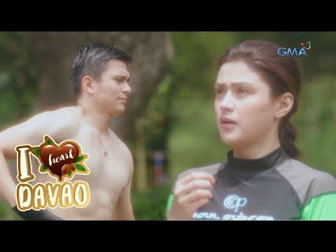 I Heart Davao: Ponce and Hope's first date
