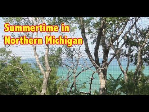 Virtual Northern Michigan Vacation