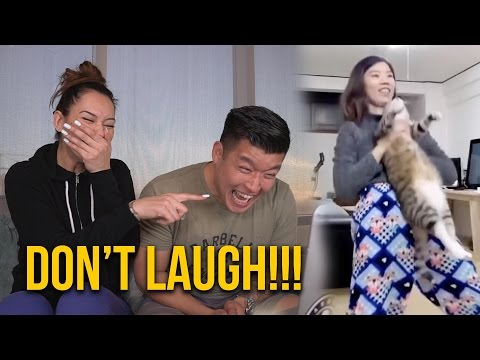TRY NOT TO LAUGH CHALLENGE!