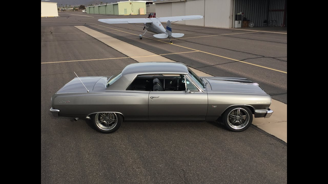 1964 Chevelle Malibu Ss - Year of Clean Water