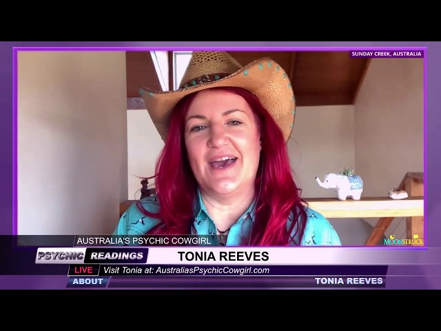 Australia's Psychic Cowgirl - August 14, 2019