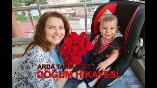 Gambar cover // ARDA TARIK SERT DOĞUM HİKAYESİ // 28 EKİM 2017 //
