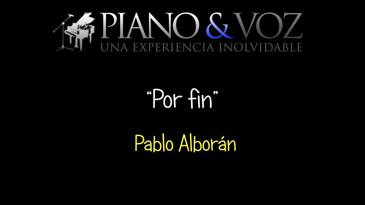 """Música para bodas - """"Por fin"""" - Pablo Alborán"""