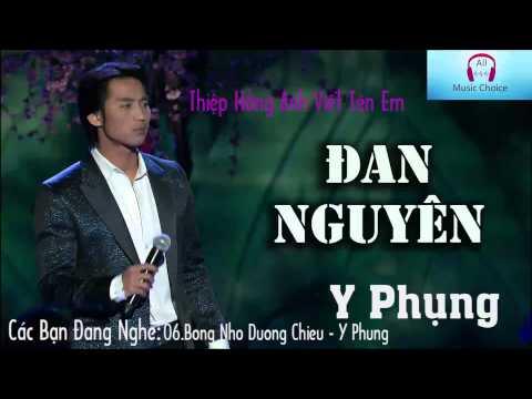 "Dan Nguyen - Y Phung : Album "" Thiep Hong Anh Viet Ten Em"""