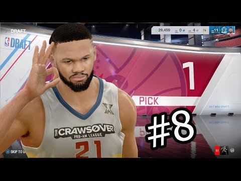 Download Youtube: NBA Live 18 The One Career Mode -  The NBA Draft! And The 1st Pick Goes To.. Ep. 8