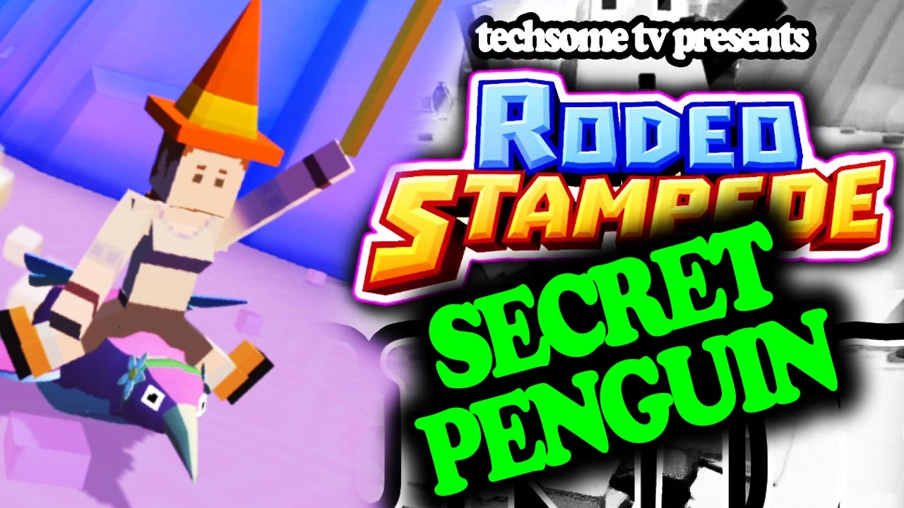 Rodeo Stampede Tundra Secret Penguin Amp Secret Walrus