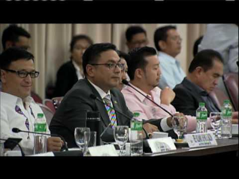 PBA legends hired by Customs face House probe part 1